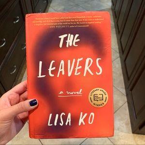 'The Leavers' novel by Lisa Ko 📖